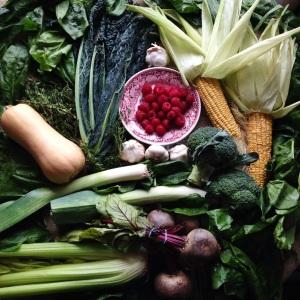 Eat More Green Leafy Veg